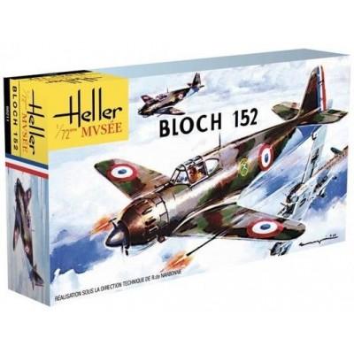 BLOCH 152 C-1 1/72 - Heller 80211