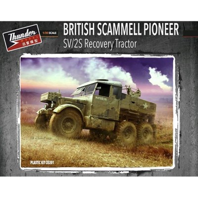CAMION SCAMELL PIONEER SV/2S - Thunder Model 35201
