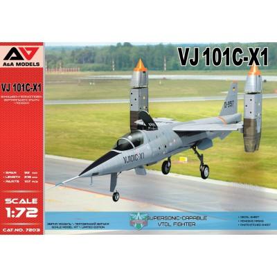 EWR VJ101 C-X1 1/72 - A&A Models AAM 7203