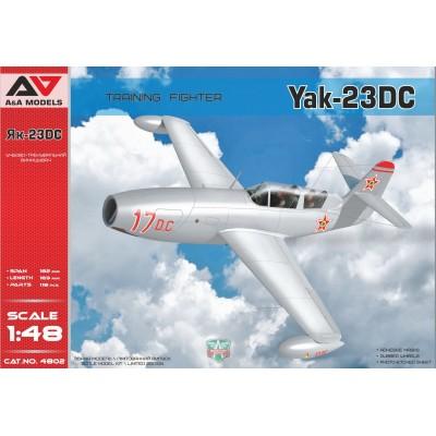 YAKOVLEV YAK-36 DC FLORA 1/48 - A&A Models AAM 4802