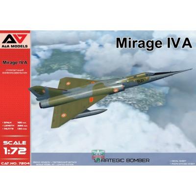 DASSAULT MIRAGE IV A 1/72 - A&A Models AAM 7204