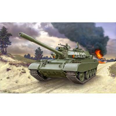 CARRO T-55 AM/AM2B ESCALA 1/72 - REVELL 03306