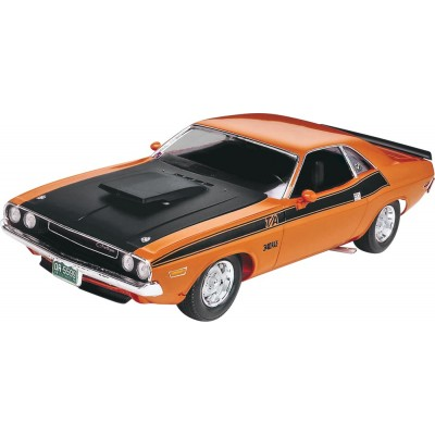 DODGE CHALLENGER T/A `70 ESCALA 1/24 - REVELL 85-2596