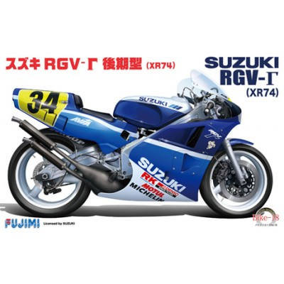 SUZUKI RGV-T (XR74) - ESCALA 1/12 - FUJIMI 141510