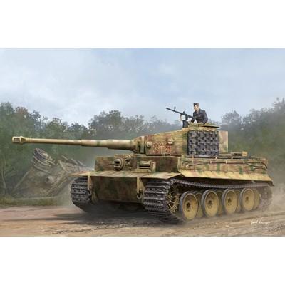 CARRO DE COMBATE Sd.Kfz. 181 Ausf. E (Medium) TIGER I 1/35 - Trumpeter 09539