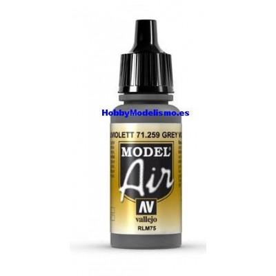PINTURA ACRILICA GRAUVIOLET RLM75 (17 ml)