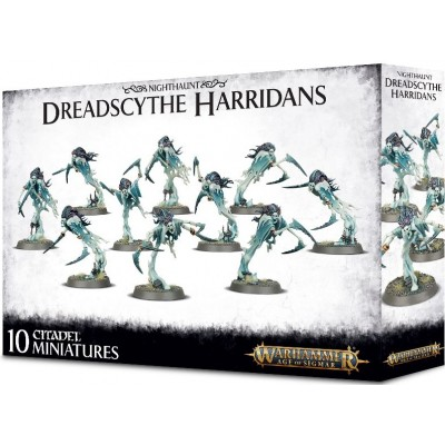 NIGHTHAUNT DREADSCYTHE HARRIDANS - GAMES WORKSHOP 91-28