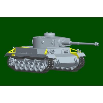 CARRO DE COMBATE Sd. Kfz. 181 TIGER (P) 1/35 - Hobby Boss 83891
