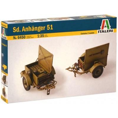 REMOLQUE SD.ANHANGER 51 (2 unidades)I