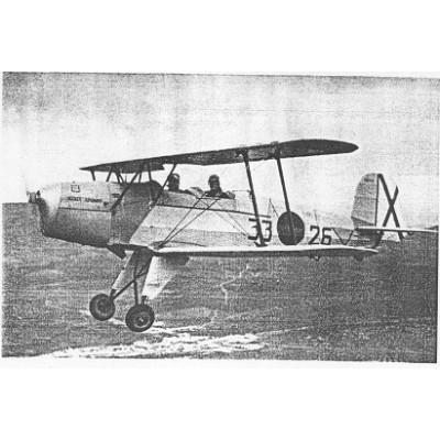 BUCKER BU-131 JUNGMANN -Guera Civil Española- 1/32