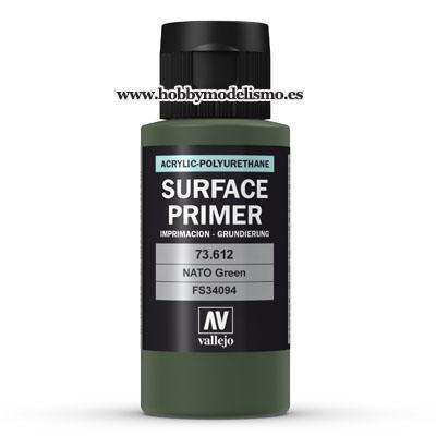 SURFACE PRIMER: VERDE OTAN F.S. 34094 (60 ml)