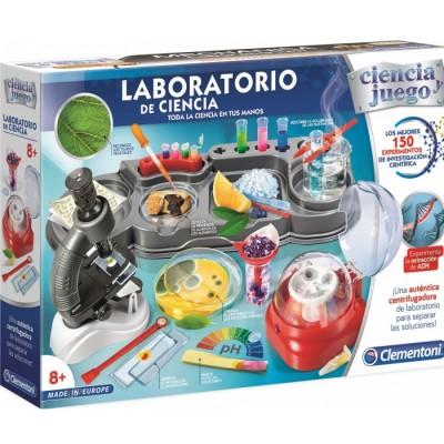 LABORATORIO DE CIENCIAS - 150 EXPERIMENTOS - CLEMENTONI 55242