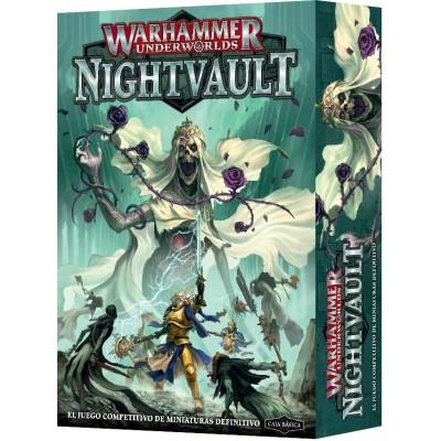 WARHAMMER UNDERWORLDS NIGHTVAULT - GAMES WORKSHOP 110-01-03