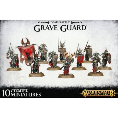 DEATHRATTLE GRAVE GUARD - GAMES WORKSHOP 91-11