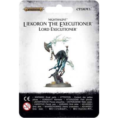 NIGHTHAUNT LIEKORON THE EXECUTIONER - GAMES WORKSHOP 91-35