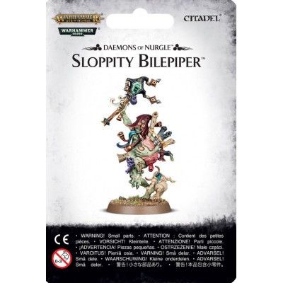 DAEMONS OF NURGLE SLOPPITY BILEPIPER - GAMES WORKSHOP 83-44