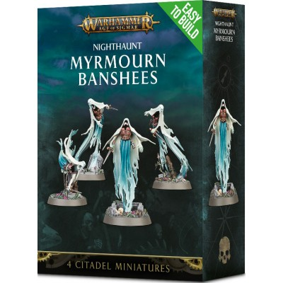 NIGHTHAUNT MYRMOURN BANSHEES ETB - GAMES WORKSHOP 71-11