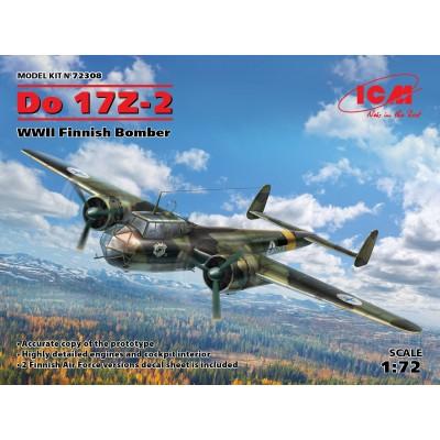 DORNIER Do-17 Z-2 1/72 - ICM 72308