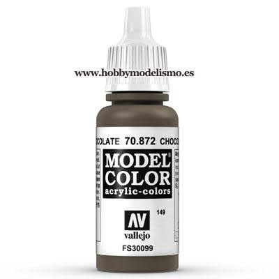 PINTURA ACRILICA MARRON CHOCOLATE (17 ml) Nº149 FS30099