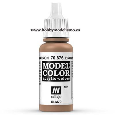PINTURA ACRILICA ARENA MARRON (17 ml) Nº132 RLM79