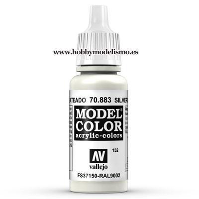 PINTURA ACRILICA GRIS PLATEADO (17 ml) Nº152 FS37150 RAL9002