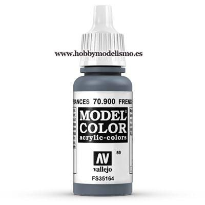 PINTURA ACRILICA AZUL FRANCES (17 ml) Nº59