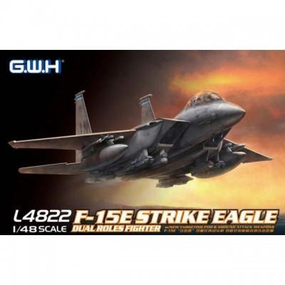 MCDONNELL DOUGLAS F-15 E STRIKE EAGLE 1/48 - Great Wall Hobby L4822