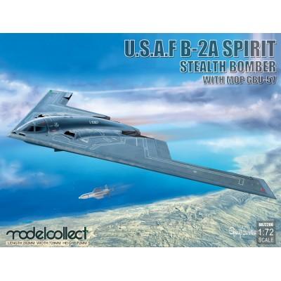 NORTHROP GRUMMAN B-2 A SPIRIT 1/72 - Modelcollect UA72206