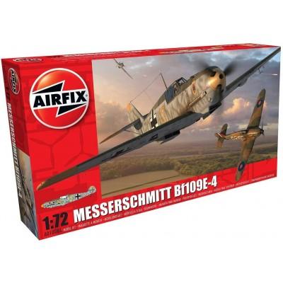 MESSERSCHMITT Bf-109 E-4 1/72 - Airfix A01008A