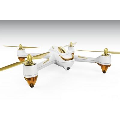 DRONE HUBSAN H501S-W BLANCO FPV CON GPS