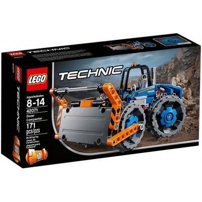 TECHNIC BULLDOZER COMPACTADOR - LEGO 42073