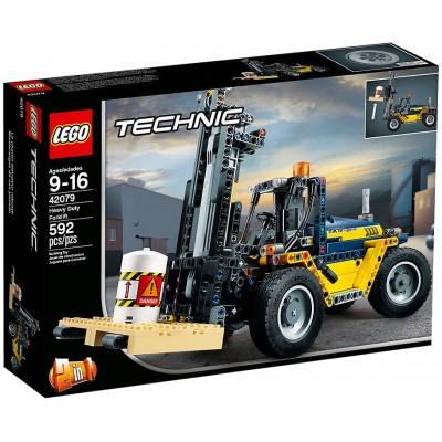 TECHNIC CARRETILLA ELEVADORA ALTO RENDIMIENTO - LEGO 42079