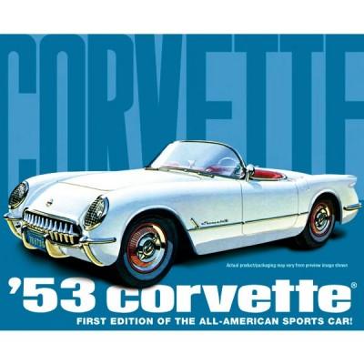 CHEVROLET CORVETTE 1953 1/25 - AMT 910/12