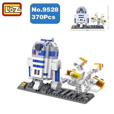 ROBOT ESPACIAL - LOZ 9528