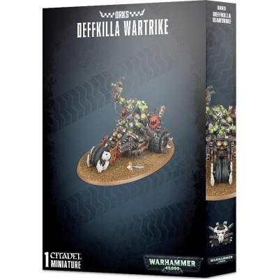 ORKS DEFFKILLA WARTRIKKE - GAMES WORKSHOP 50-38