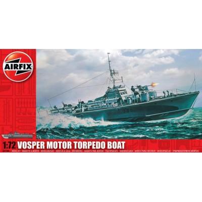 LANCHA TORPEDERA VOSPER - Airfix A05280