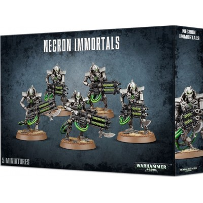 NECRON INMORTALES/OMNICIDAS - GAMES WORKSHOP 49-10