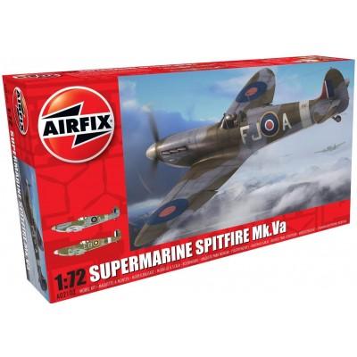 SUPERMARINE SPITFIRE Mk-Va 1/72 - Airfix A02102