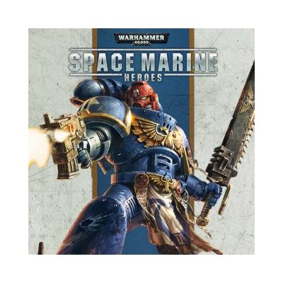 SPACE MARINES HEROE ( MINIATURA ALEATORIA ) - GAMES WORKSHOP SMH-01