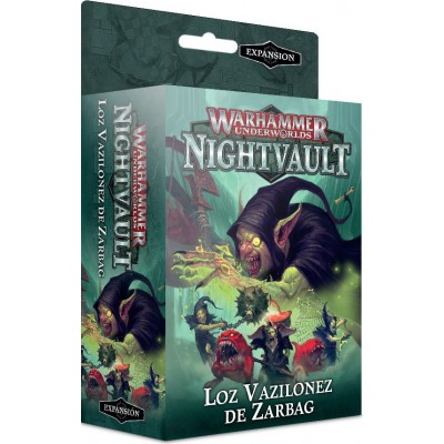 UNDERWORLDS VACILONES DE ZARBAG - GAMES 110-36-03