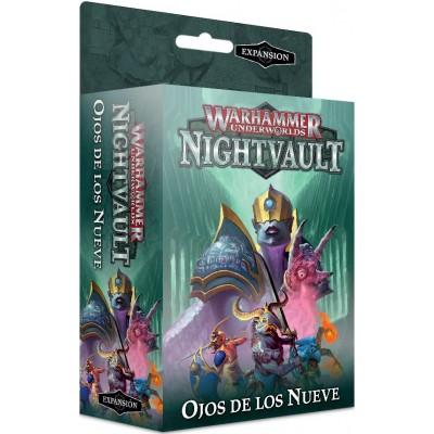 UNDERWORLDS OJOS DE LOS NUEVE - GAMES 110-37-03