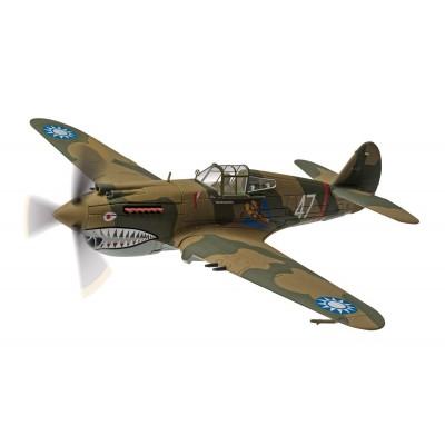CURTISS P-40 C TOMAHAWK -Flying Tiger- 1/48 - Bronco Model