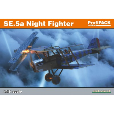 ROYAL AIRCRAFT FACTORY SE.5a 1/48 - Eduard 82133