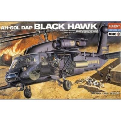 SIKORSKY AH-60 L DAP BLACK HAWK - Academy 2217