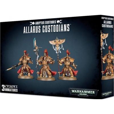 Adeptus Custodes: ALLARUS CUSTODIANS - Games Worshop 01-13