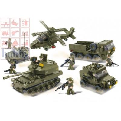 ARMY FUERZAS TERRESTRES - 996 PZS -SLUBAN B0311
