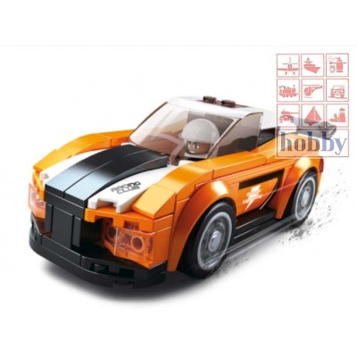 CAR CLUB: CARCLUB-BOBCAT - 140 Pzs -SLUBAN B0633B