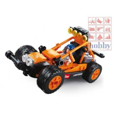 CAR CLUB: Cracking Sand - 113 Pzs -SLUBAN B0676