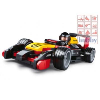 CAR CLUB: F1 - 120 Pzs -SLUBAN B0677