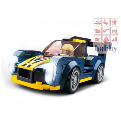 CAR CLUB: LeMans CAR - 154 Pzs -SLUBAN B0673